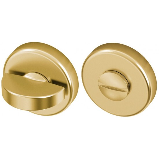Toiletgarnituur rond Gold Antique BIOV
