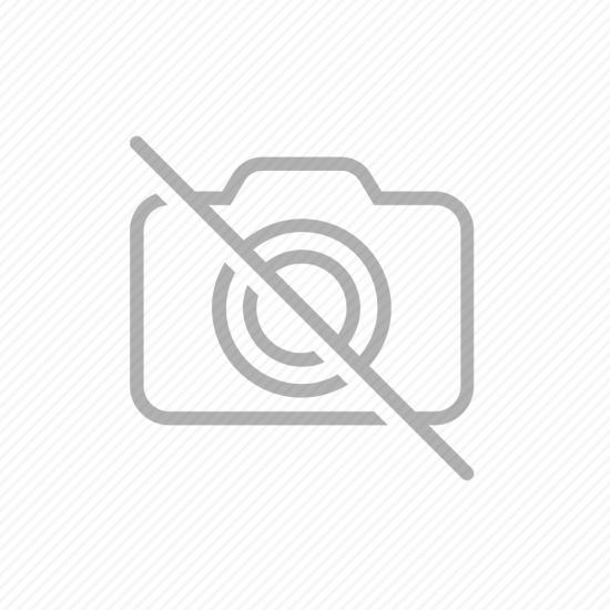 Deurkruk Tense BB103P236 mat zwart op langschild